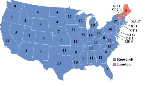 Election Electoral 1936