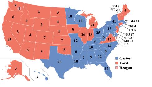 Election Electoral 1976