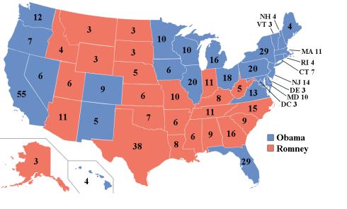 Election Electoral 2012