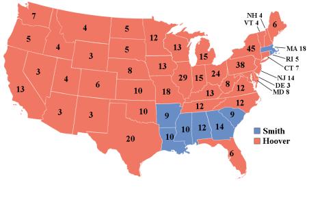 Electoral Election 1928
